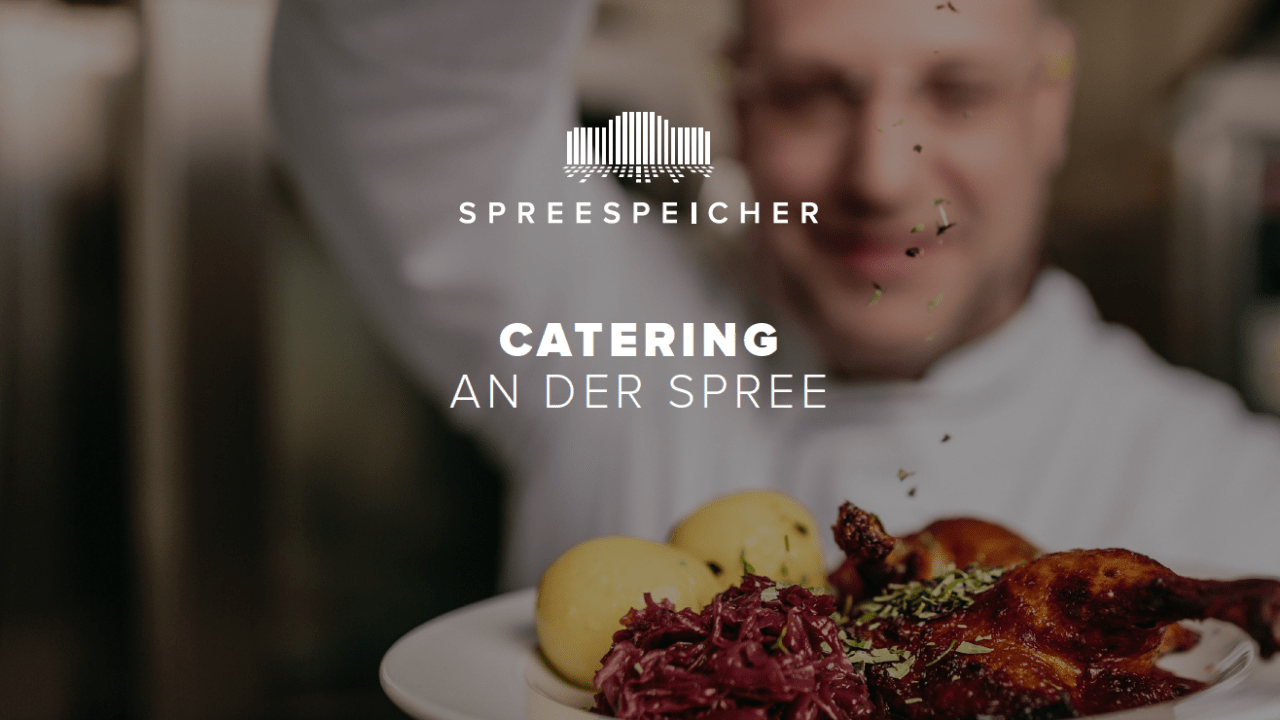 Spreespeicher Event GmbH Caterer des Jahres 2018
