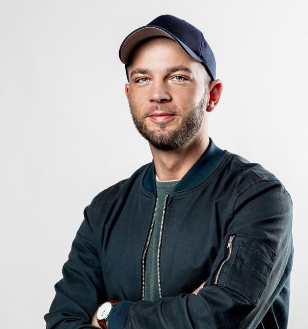Lars vom Kreativpanda Team