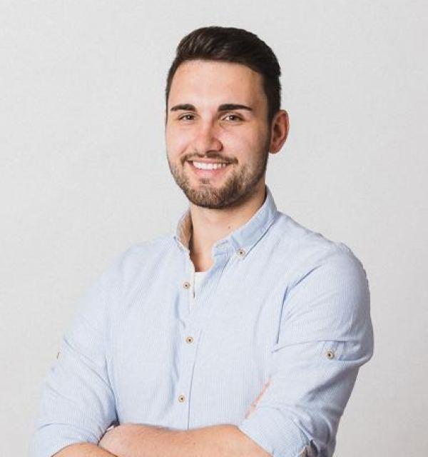 Florian vom Kreativpanda Team